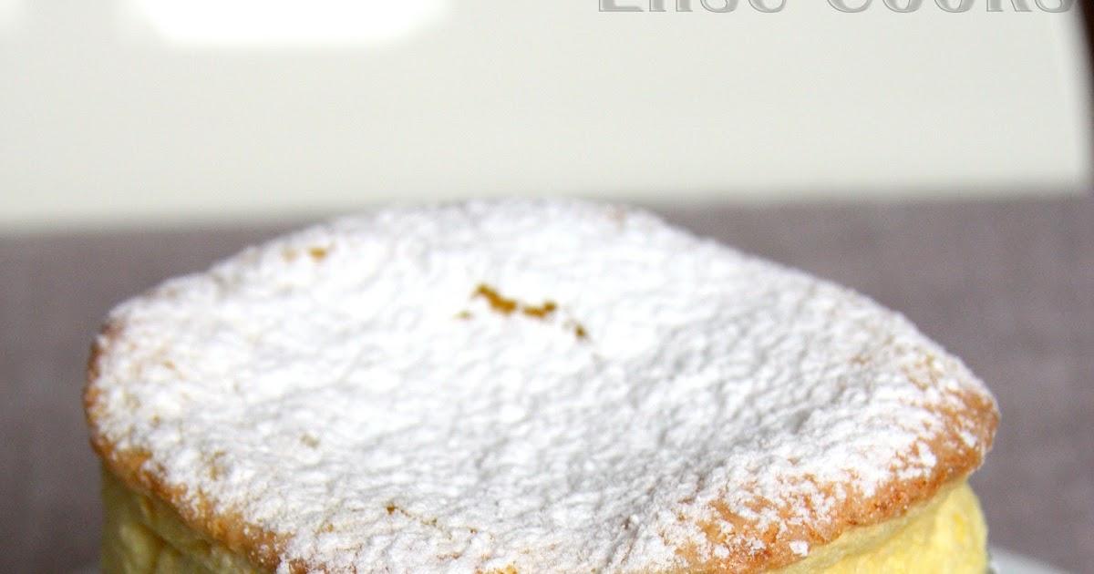 Uu >> Elise Cooks: Soufflé au citron vert
