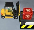 Forklift Sürme Oyunu