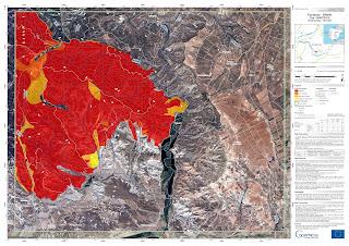 Blog IDEE: Mapas de los Incendios Forestales del Sur de España