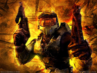 #39 Halo Wallpaper