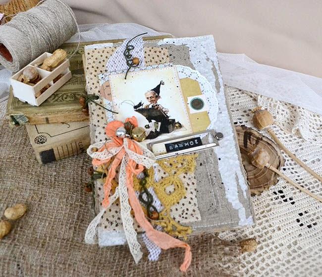 Блокнот, notebook