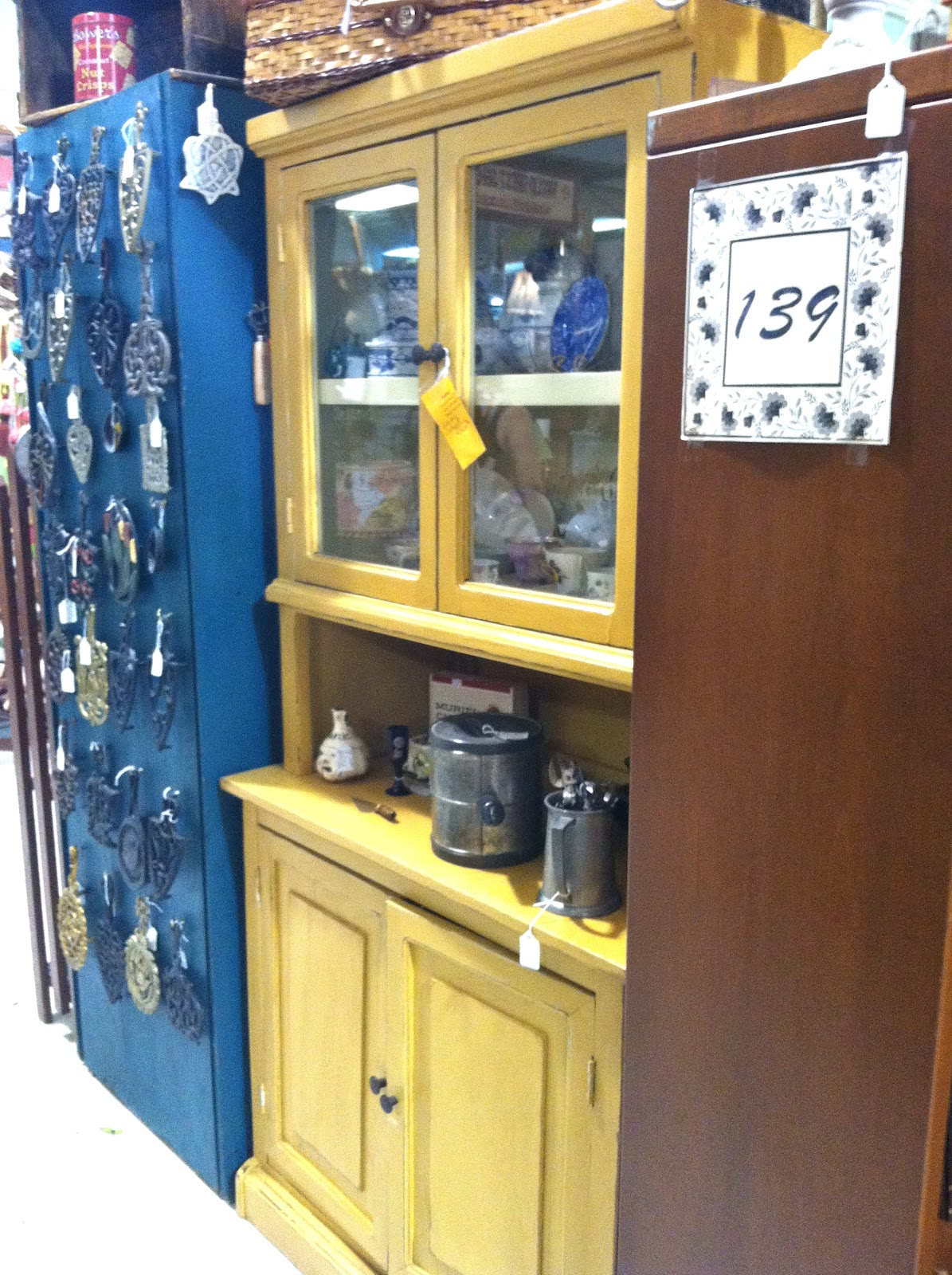 Enamel Top Cabinet Makin It In Memphis House Browser Window Shopping For Dining