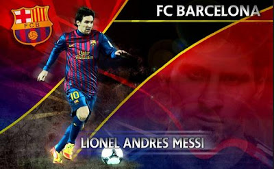 Lionel Messi 2013 wallpaper