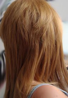 Fotos de corte de pelo efecto extensiones