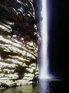 Belezas Naturais do Brasil. Cachoeira da Fumacinha