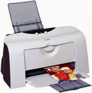 download Canon i455 InkJet printer's driver