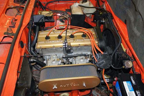Chevy Cosworth Vega Engine on Chevy Inline 6 Cylinder Performance