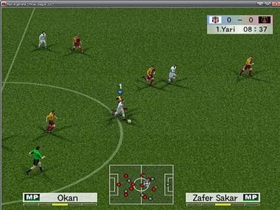 Winning Eleven 8 PS1 Gratis