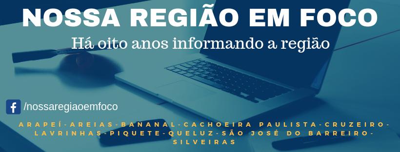 NOSSA REGIÃO EM FOCO