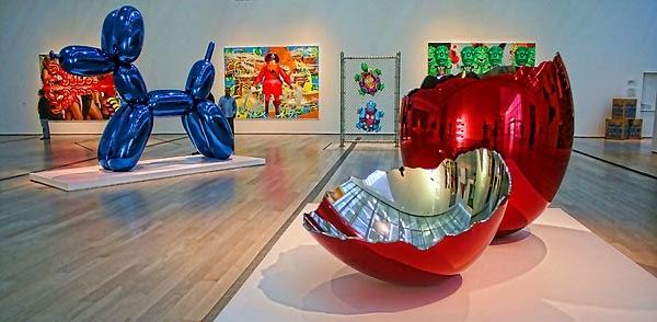 Los Angeles County Museum of Art em Los Angeles