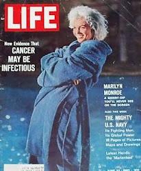 """edición del film inconcluso de Marilyn Monroe """"Somethings got to Give"""""""