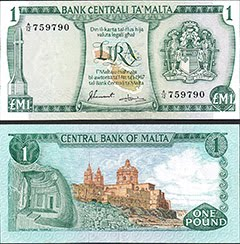 First Maltese £M1