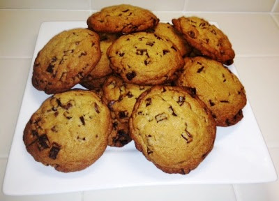 Joan's On Third Dark Chocolate Chip Cookies Recipe