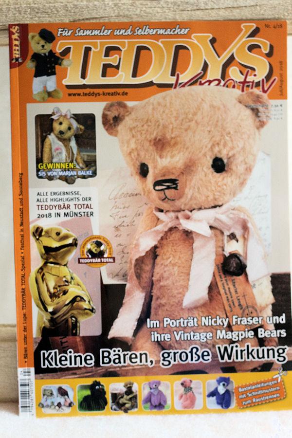 Teddys 4/18