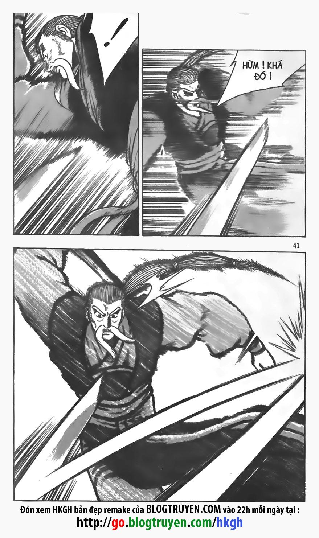 Hiệp Khách Giang Hồ chap 83 page 14 - IZTruyenTranh.com