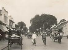 MALIOBORO Yogyakarta CA 1935