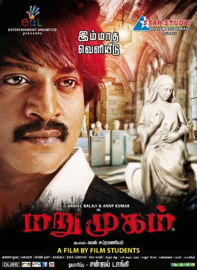 Watch Marumugam (2014) DVDScr Tamil Full Movie Watch Online For Free Download