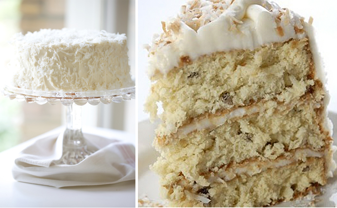 Emeril Italian Cream Cake
