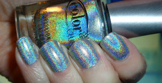 Color Club Harp On It