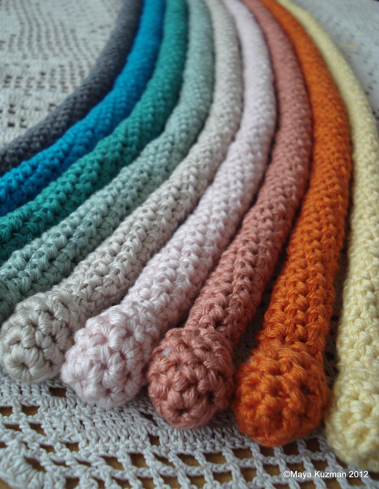 Delsie's Crochet Free Crochet Patterns