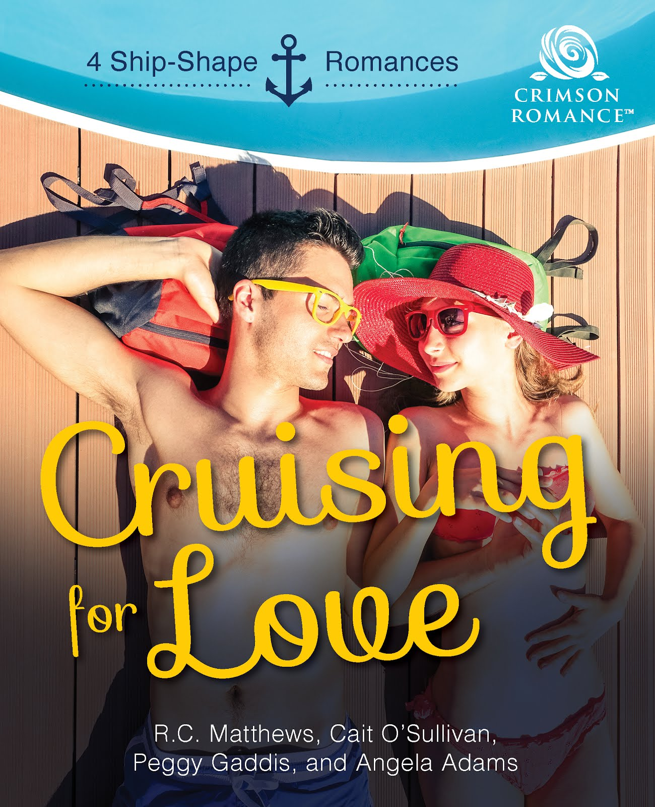 Cruising For Love: 4 Ship-Shape Romances