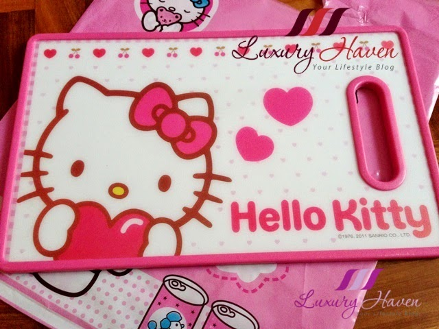 hello kitty cutting board luxury haven