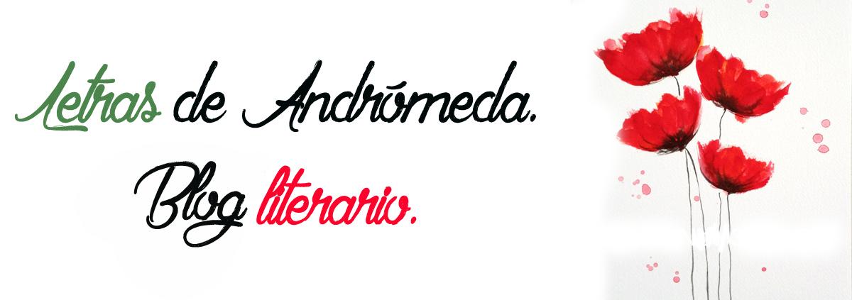 Letras de andrómeda.