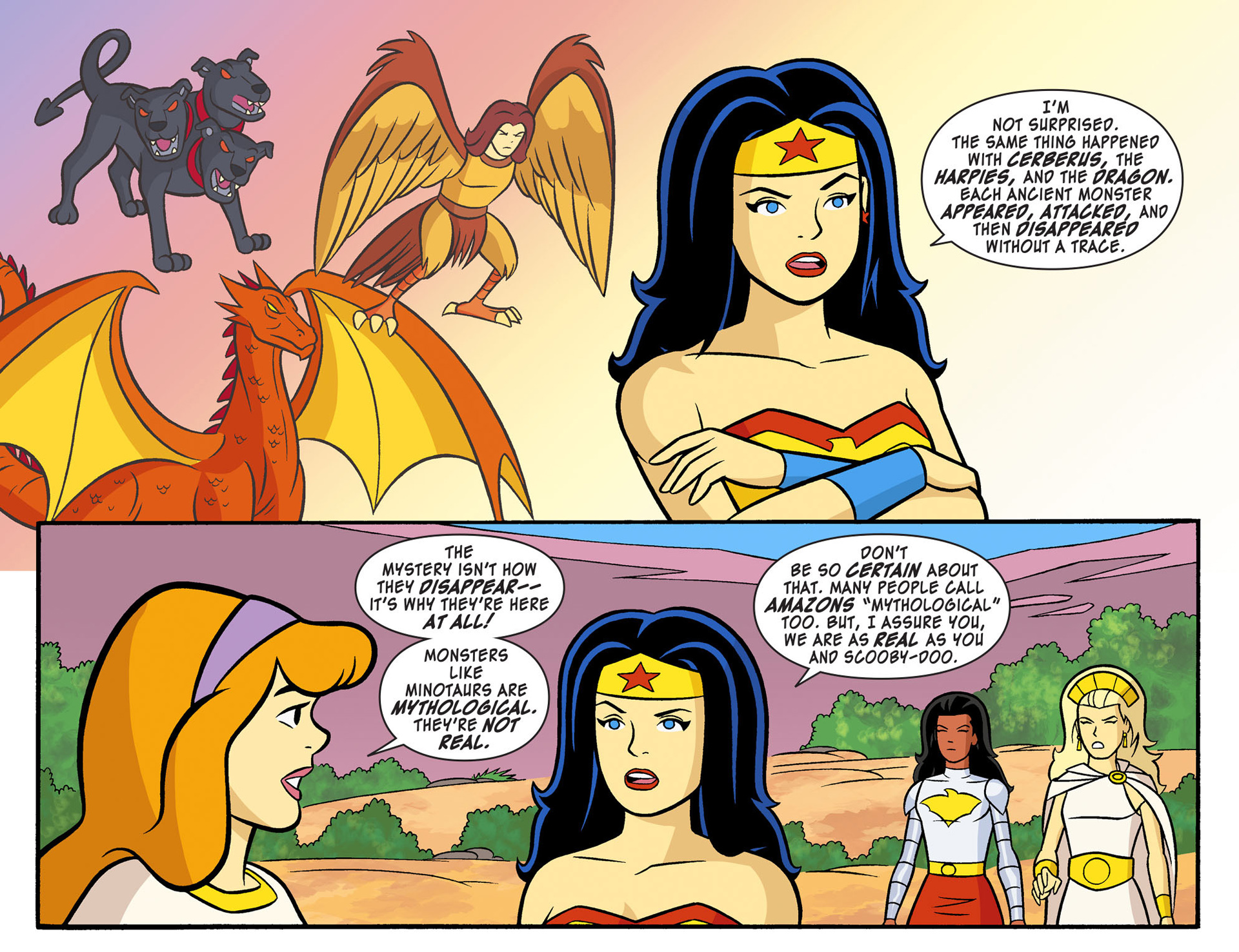 Read online Scooby-Doo! Team-Up comic -  Issue #9 - 15
