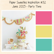 Paper Sweeties June Inspiration Challenge!