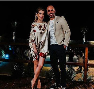 Look de Raquel Strada - Festa de verão da SIC e Revista CARAS 2015