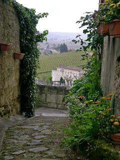 alleyways and vineyards saint emilion