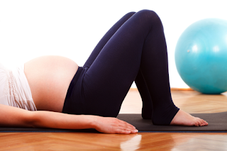Pilates no primeiro trimestre
