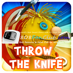 Throw the Knife - Symbian