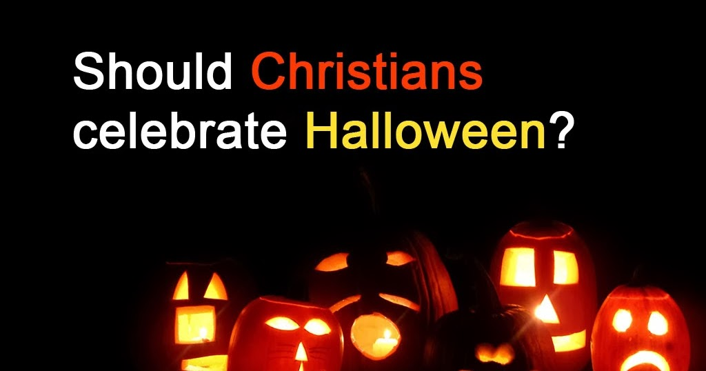 the relation of celebrating halloween with christianity but what does the bible say about it is