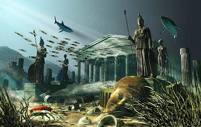 Atlantis Kerajaan Yang Hilang - 10 Keajaiban Alam Yang Misterius