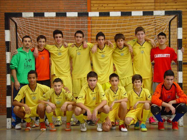 CADET ACCIO 2011/2012