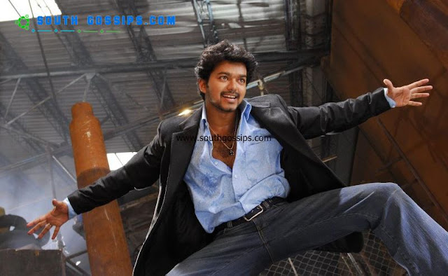 Vijay in 'Azhagiya Tamizh Magan' Movie 2