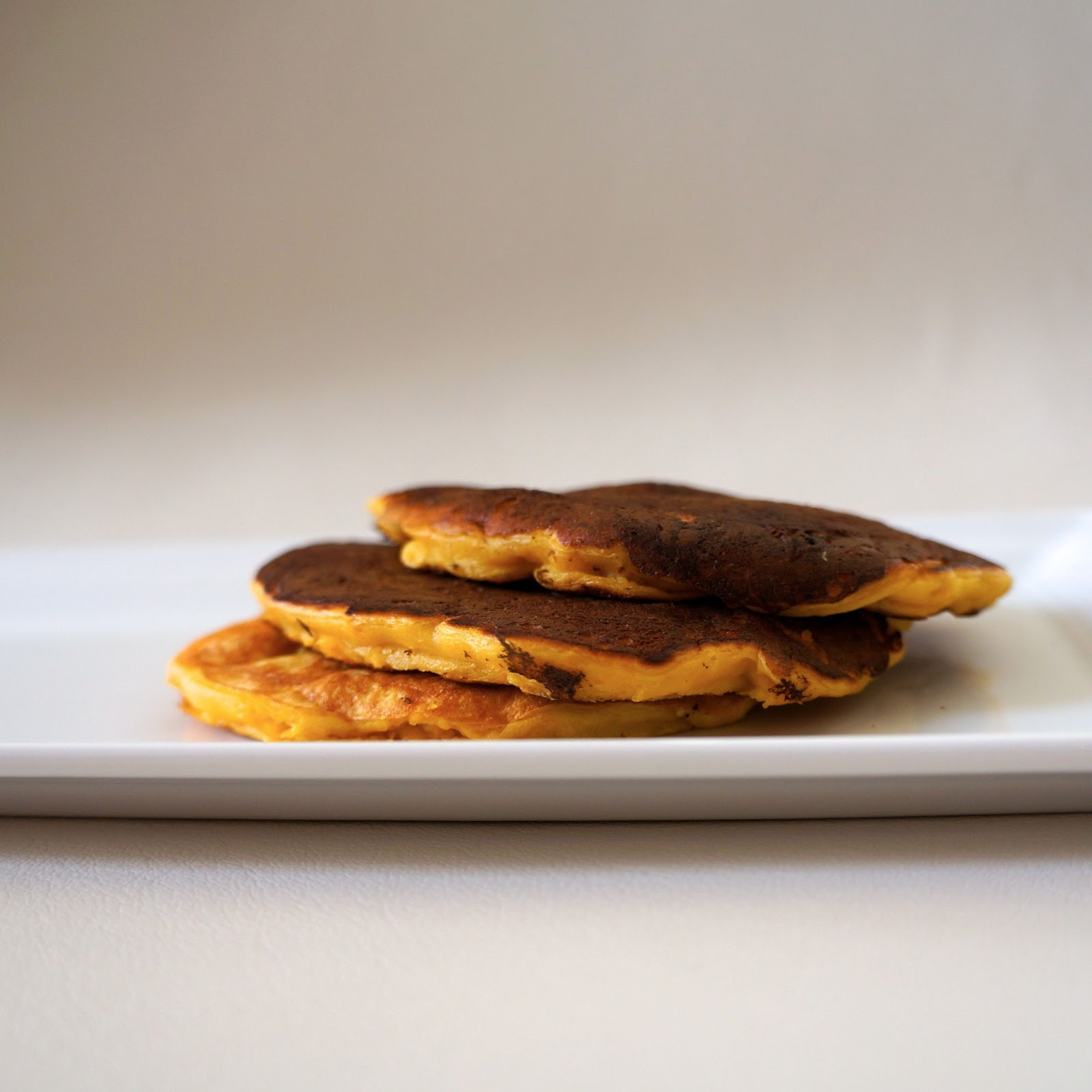 made by melis: squash pancakes for babies