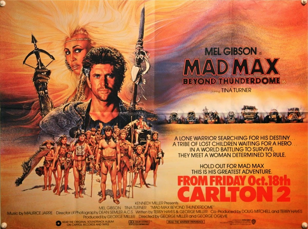 space1970: News: MAD MAX (1979) on Blu-Ray in October