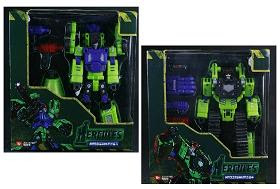 TFC Toys Hercules Mad Blender & Neck Breaker