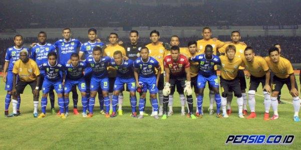 Persib Bandung vs Malaysia All Stars Digelar Sabtu 24 Oktober Pkl. 18.30 WIB