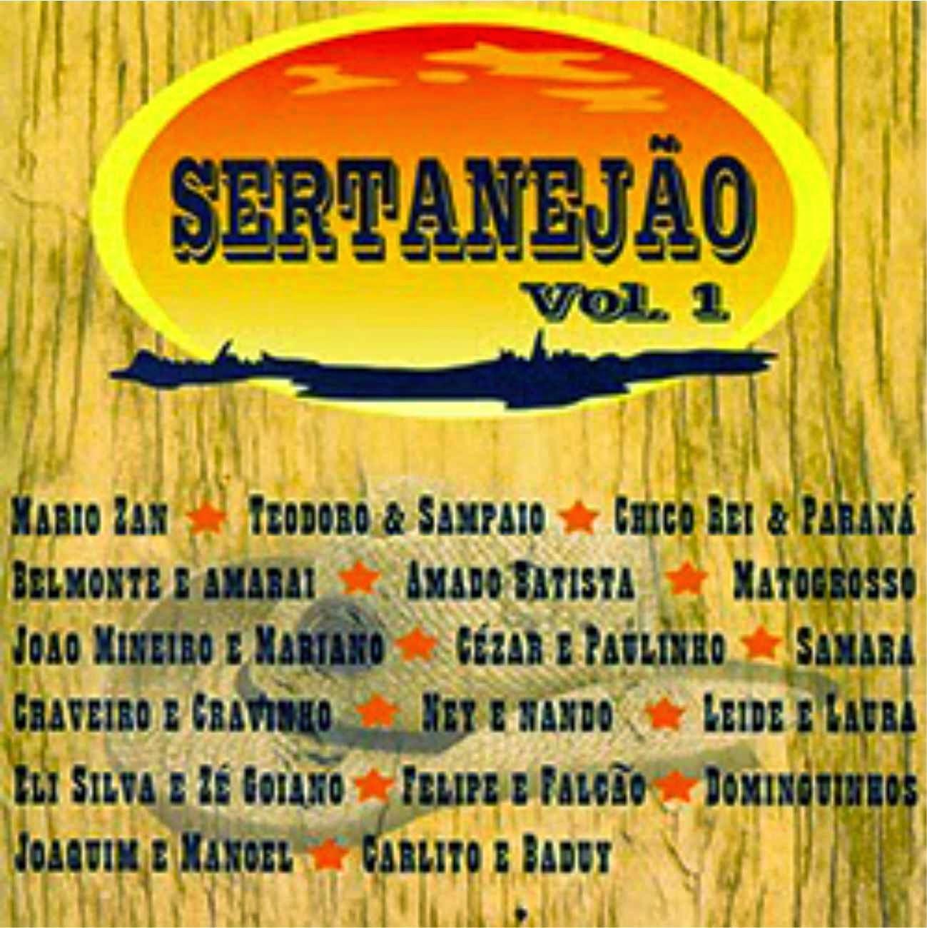 Músicas gaúchas bandinhas e sertanejas: Sertanejão Vol.1 (2014) #C82B03 1299x1300
