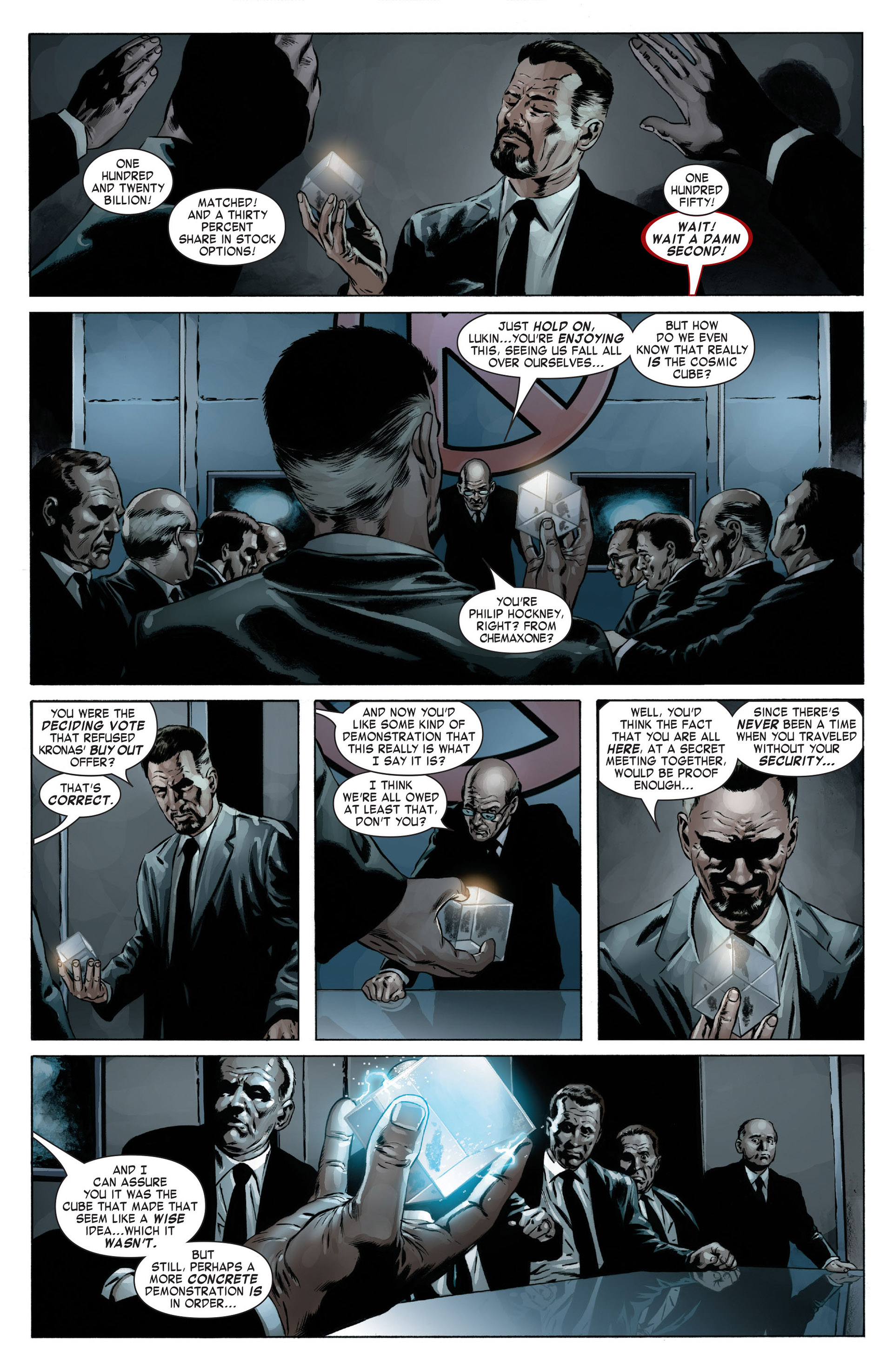 Captain America (2005) Issue #12 #12 - English 12
