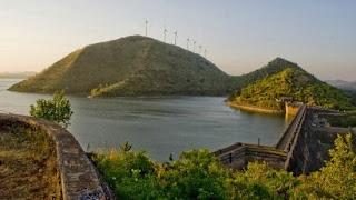 lake in Chitradurga