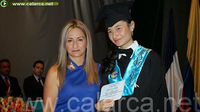 Laura Fernanda Palacio Hurtado - 1er. puesto en la Feria de la Ciencia y Tecnología