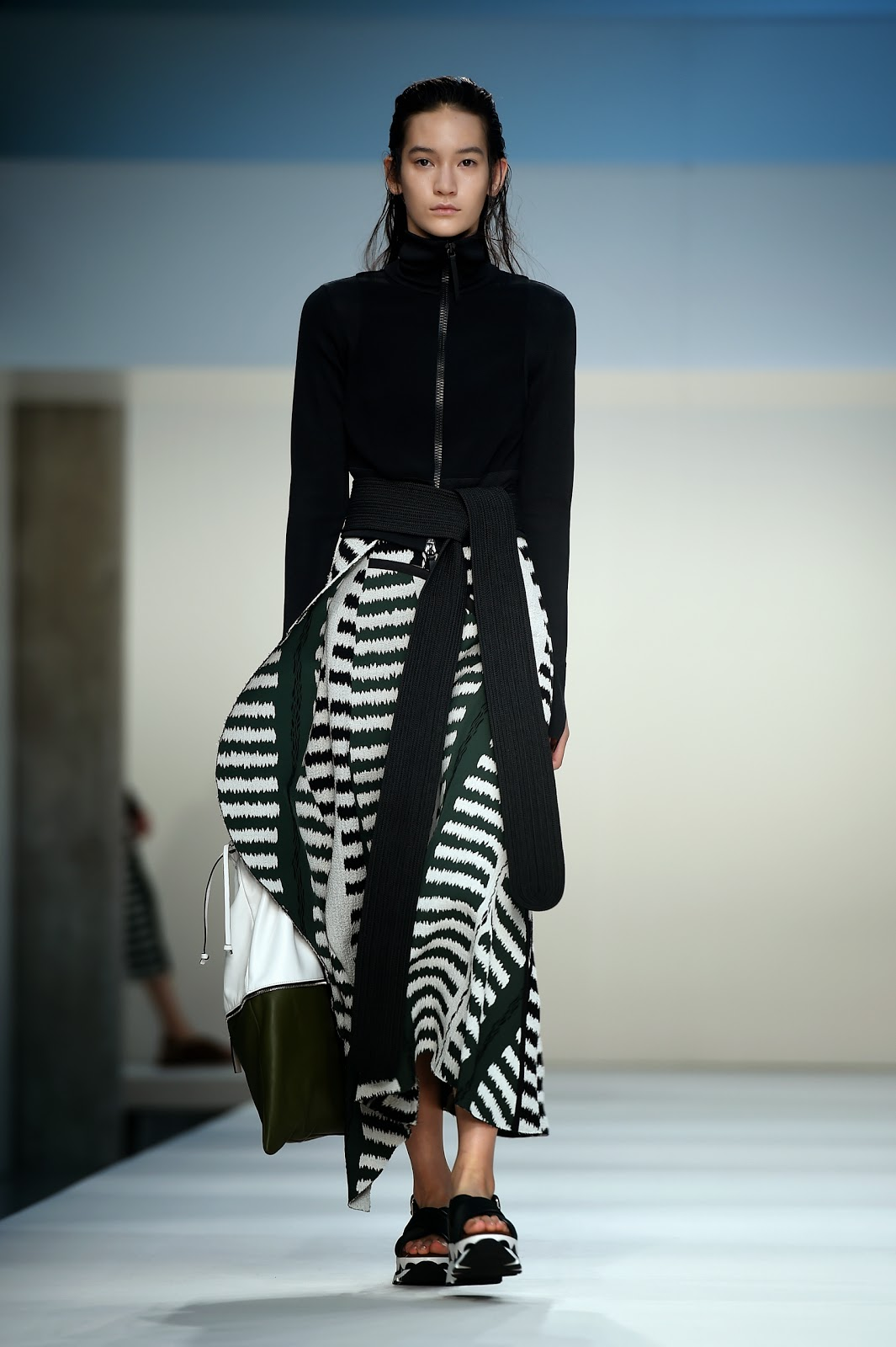 Milan Fashion Week 2015 - Marni Collection in Pictures