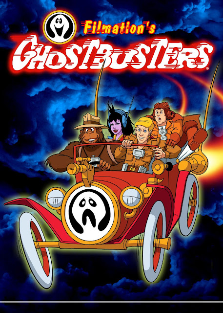 Ghostbusters Filmation cartone