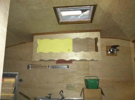 Birch Interior and Cabinet Rebuild
