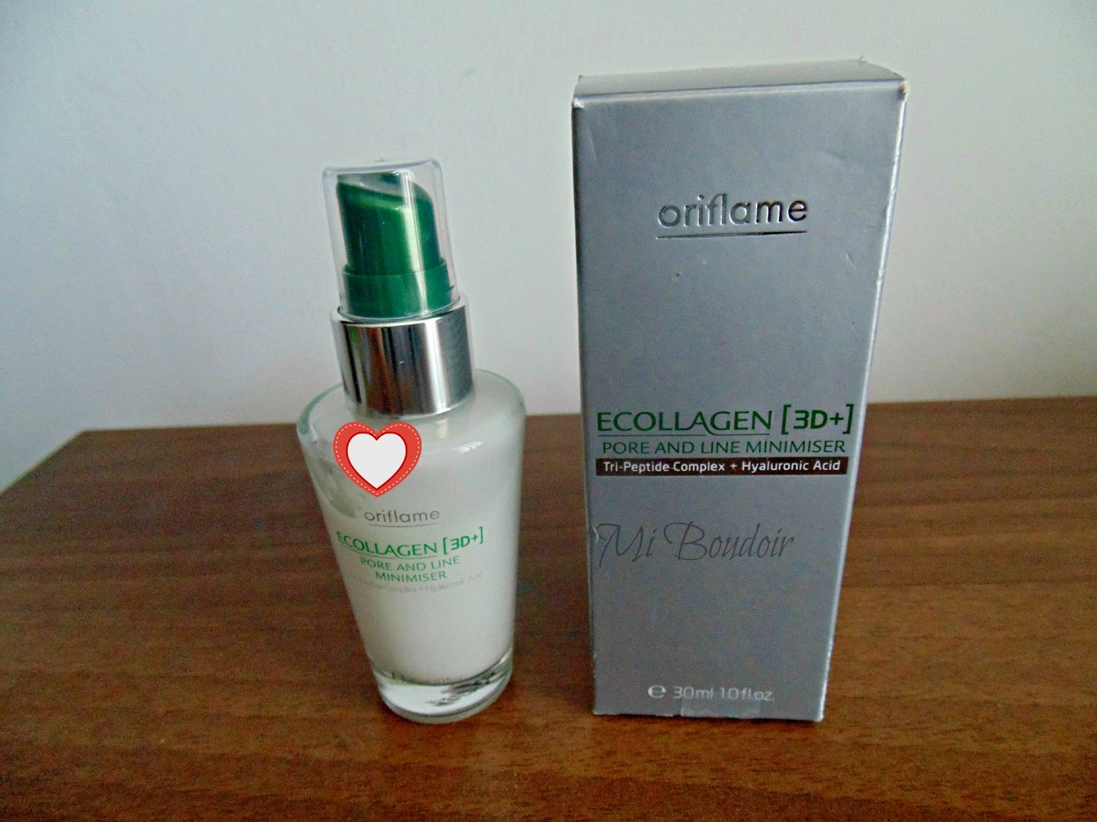 ECOLLAGEN ORIFLAME SERUM PORE