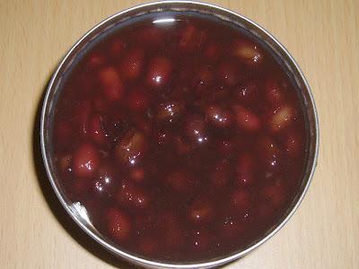 ハシモト  ゆであずき 甘さひかえめ 北海道産小豆使用